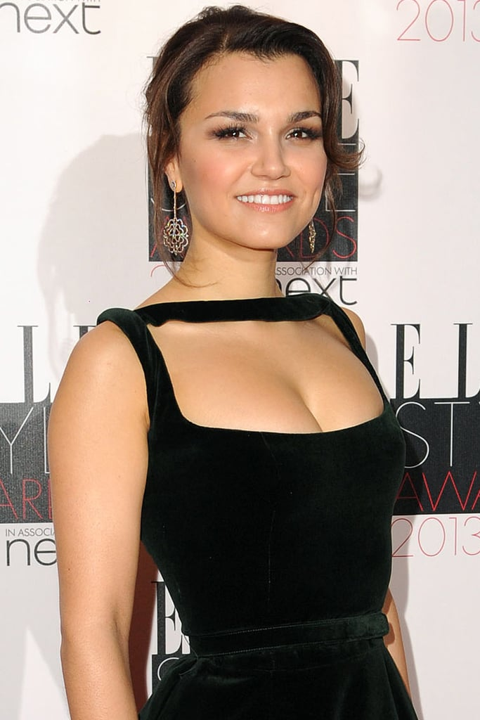 Samantha Barks Nude Photos 31