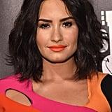 Demi Lovato: Rocker Short Hair