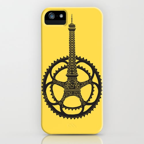 Designed for the tour's 100th anniversary, this graphic iPhone case ($35) is one of the coolest designs we've seen.