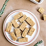 Lemon Rosemary Olive Oil Shortbread