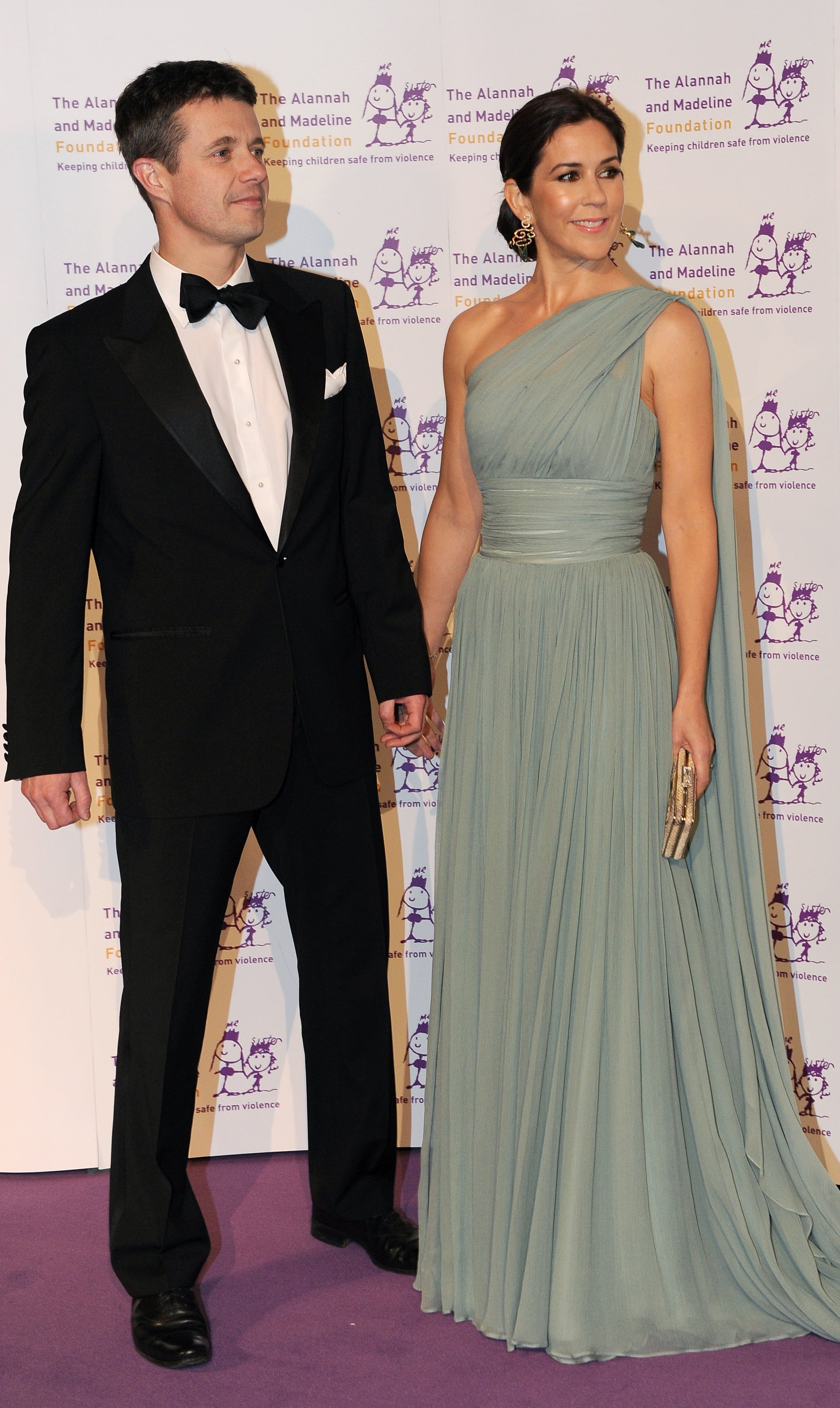 Princess Mary Starry Starry Night Dress Pictures With Prince ...