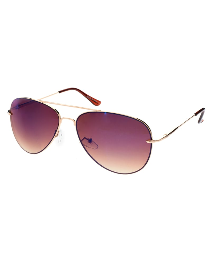 I am an avid fan of Aviator sunglasses. So when I saw these