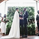 This Bride's Solange-Inspired Wedding Will Make Your Jaw Hit the Floor