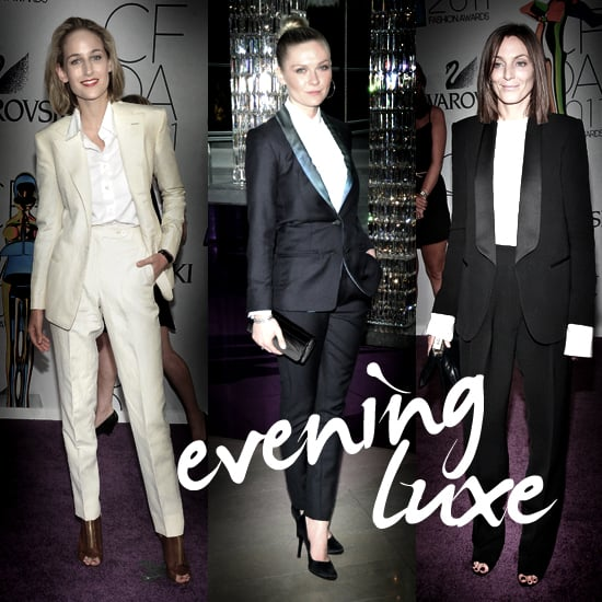 Blazer Evening Wear