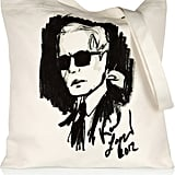 The fashion lover on your list will swoon over this Karl Lagerfeld Printed Canvas Tote ($25).