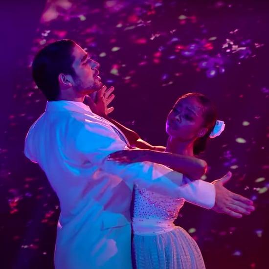 Watch Skai Jackson's Viennese Waltz Performance on DWTS