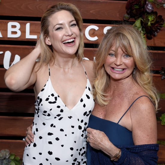 Kate Hudson and Goldie Hawn (Video)
