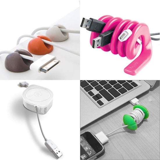 Desktop Cable Organizers