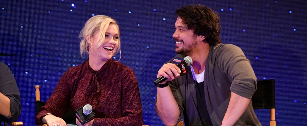Eliza Taylor and Bob Morley Married
