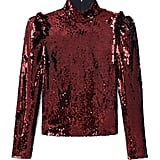 The Sequin Boxy Top