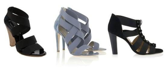 Spring 09 Trend Report: Elastic Sandals
