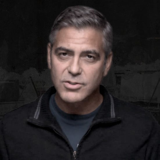 George Clooney, Jessica Alba, and Bono in ONE PSA Video