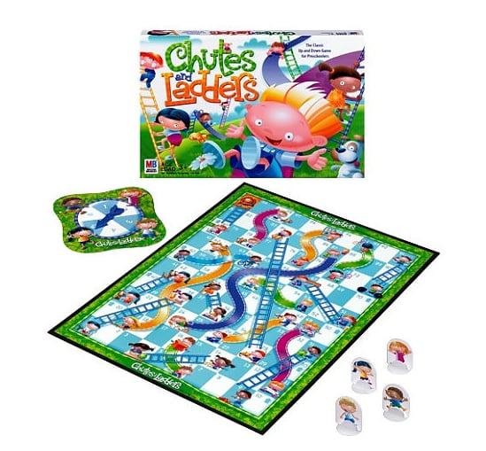 chutes and ladders best board games for preschoolers popsugar