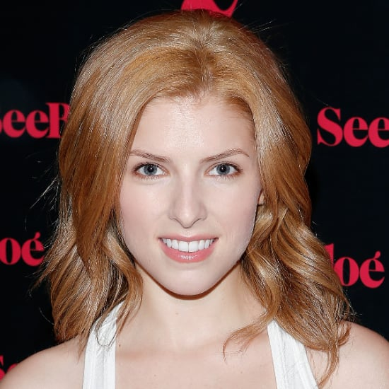 Anna Kendrick Hair Color 2013