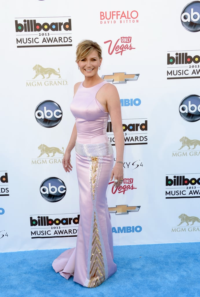 Jennifer Nettles at the 2013 Billboard Awards.
