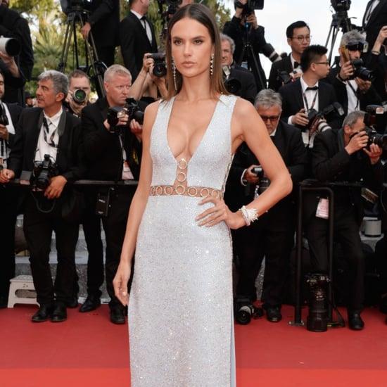 Alessandra Ambrosio's Michael Kors Dress at Cannes 2016