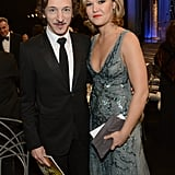 John Hawkes and Julia Stiles