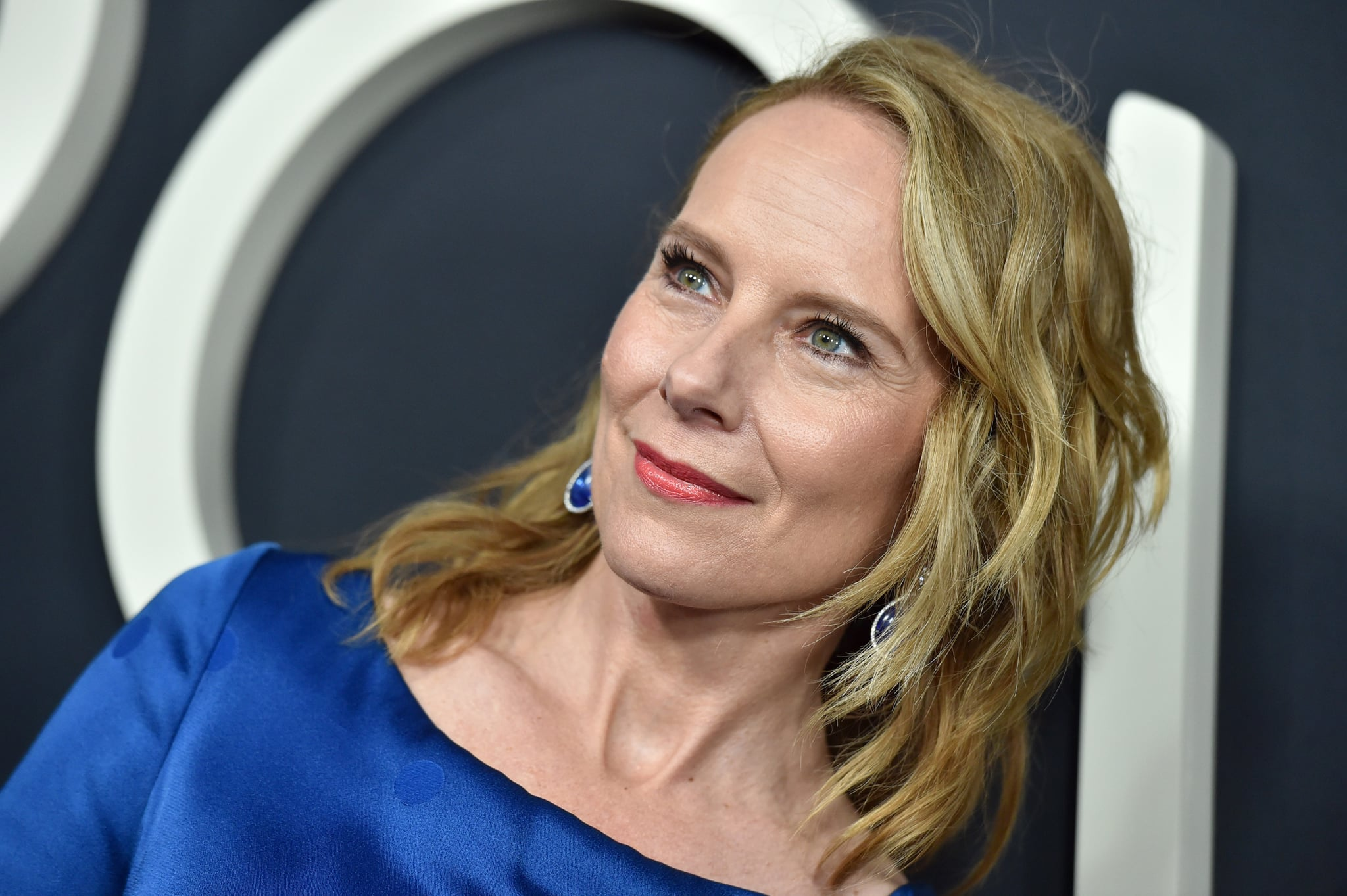 BEVERLY HILLS, CA - OCTOBER 08:  Amy Ryan attends Amazon Studios of Angeles Premiere of 'Beautiful Boy' at Samuel Goldwyn Theater on October 8, 2018 in Beverly Hills, California.  (Photo by Axelle/Bauer-Griffin/FilmMagic)