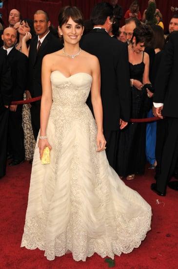 Penélope Cruz at 2009 Academy Awards