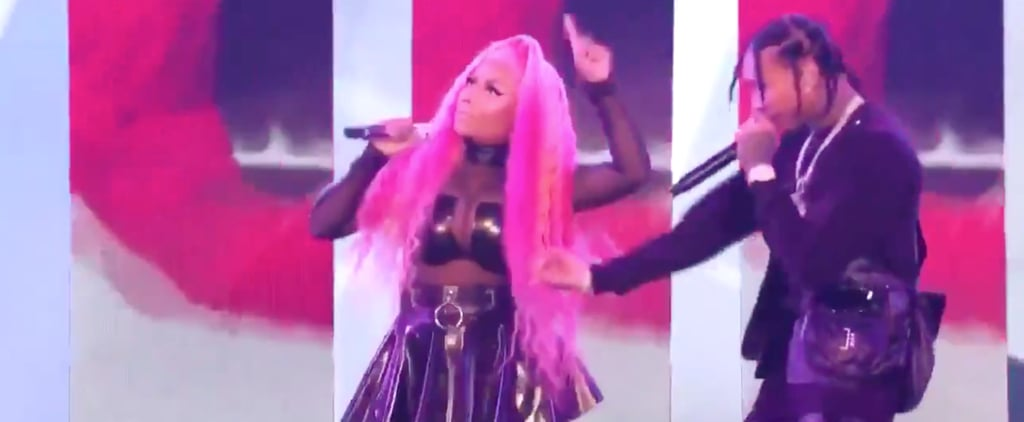 Nicki Minaj 2018 People's Choice Awards Performance Video