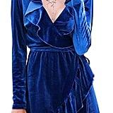 SYTX Velvet Dress