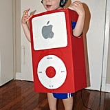 iPod Halloween Costume