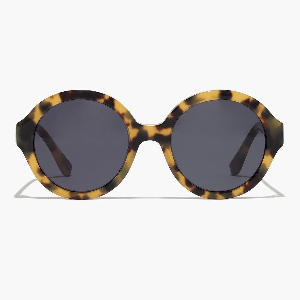 J.Crew Carnival Round Sunglasses