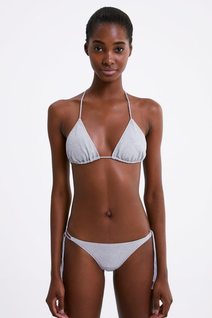 Zara Sparkly Bikini