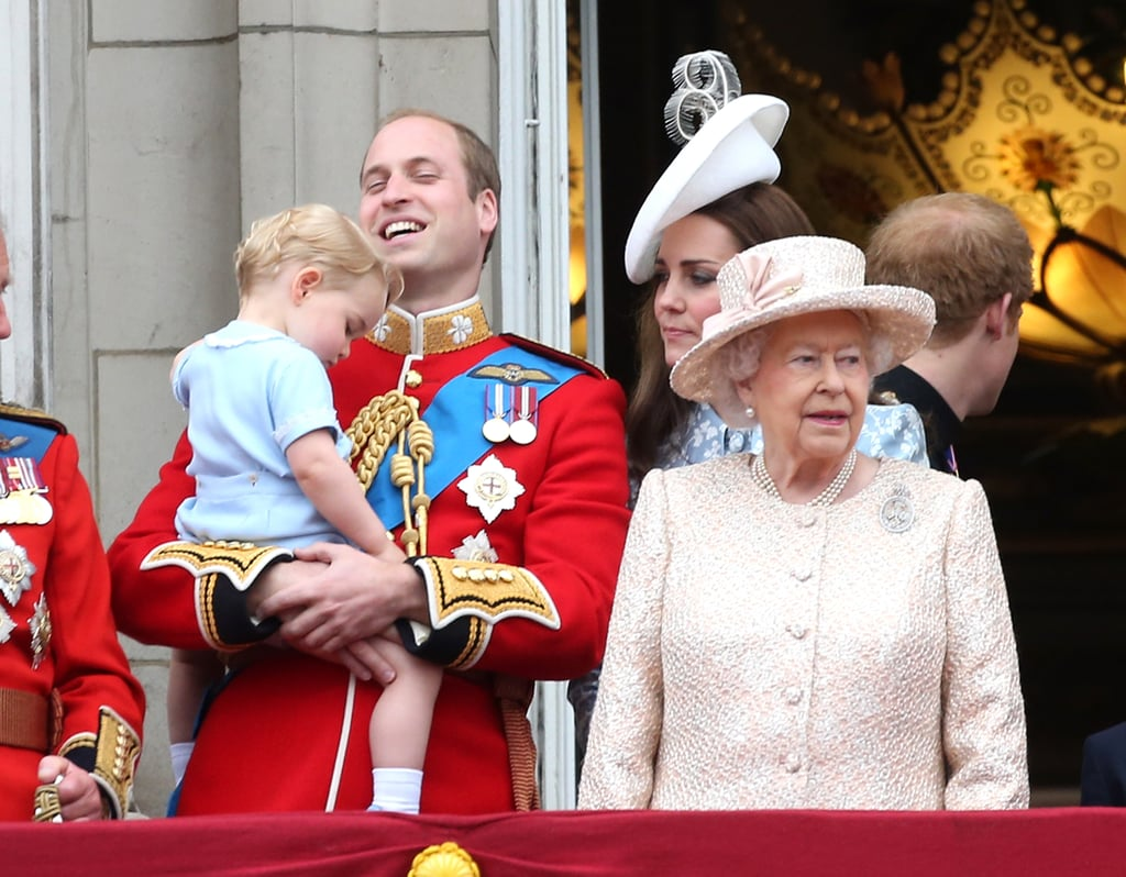 Cracking Up Dad: Prince George