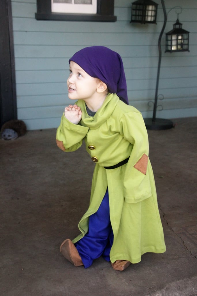 Dopey diy disney costumes for kids popsugar moms photo 8 for Diy halloween costumes for kid boy