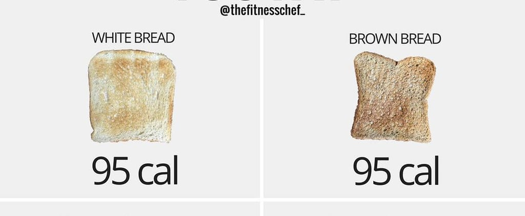 Is White Bread or Brown Bread Healthier?