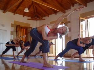 Class Act:  Kripalu Yoga