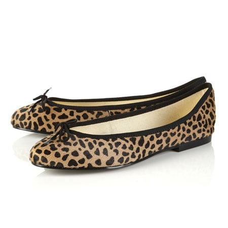 India Leopard Print Brushed Suede Pumps