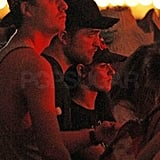 Kristen Stewart and Robert Pattinson enjoyed the second weekend of Coachella together.
