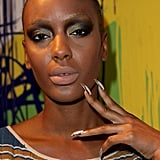 The Seriously Glam Nails at Mychael Knight