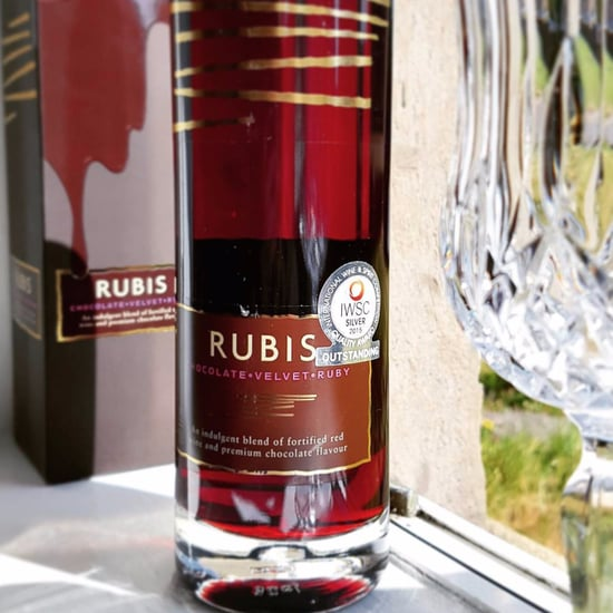 Aldi Rubis Chocolate Wine
