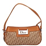Christian Dior Cloth Handbag