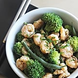 Broccoli Shrimp Stir-Fry