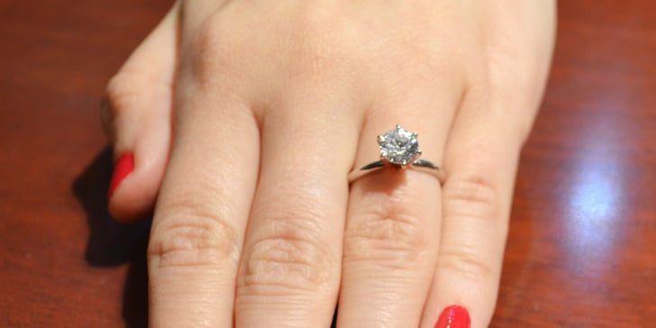 What Different Engagement Ring Diamonds Look Like On Real