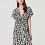 Loft Beach Leafy Caftan Dress ($70)