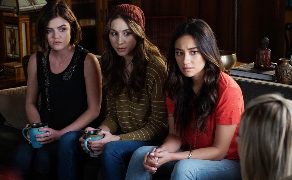 Pretty Little Liars Season 6 Summer Finale Spoilers