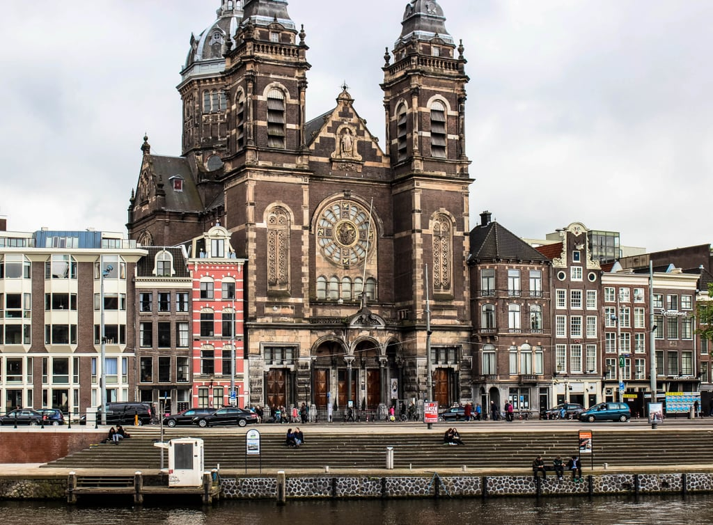 If you're a history buff or lover of historic architecture, carve out time to see the Basilica of St. Nicholas. Built over 125 years ago, this masterpiece is situated in the Old Centre district of the city and is Amsterdam's major Catholic church. Feel free to marvel at its beauty by taking a seat on the cement steps bordering the canal out front.