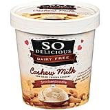 So Delicious Cashew Milk Snickerdoodle Non-Dairy Frozen Dessert ($7)