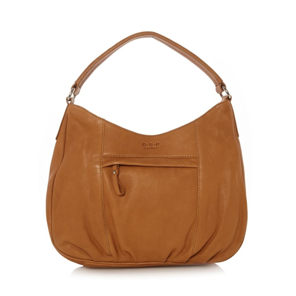 390238fa045 O.S.P Osprey Tan Leather 'Murano' Shoulder Bag | Best Mother's Day ...