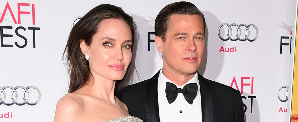 11 Things Brad Pitt and Angelina Jolie Have Said About Their Shocking Split