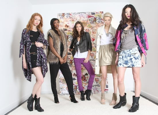 Bing Bang Designer Anna Sheffield For Target and Rachel Roy For Macy's