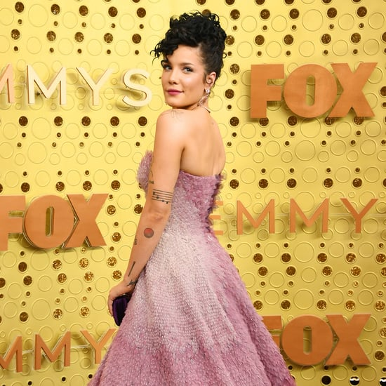 Halsey at the Emmys 2019 Pictures