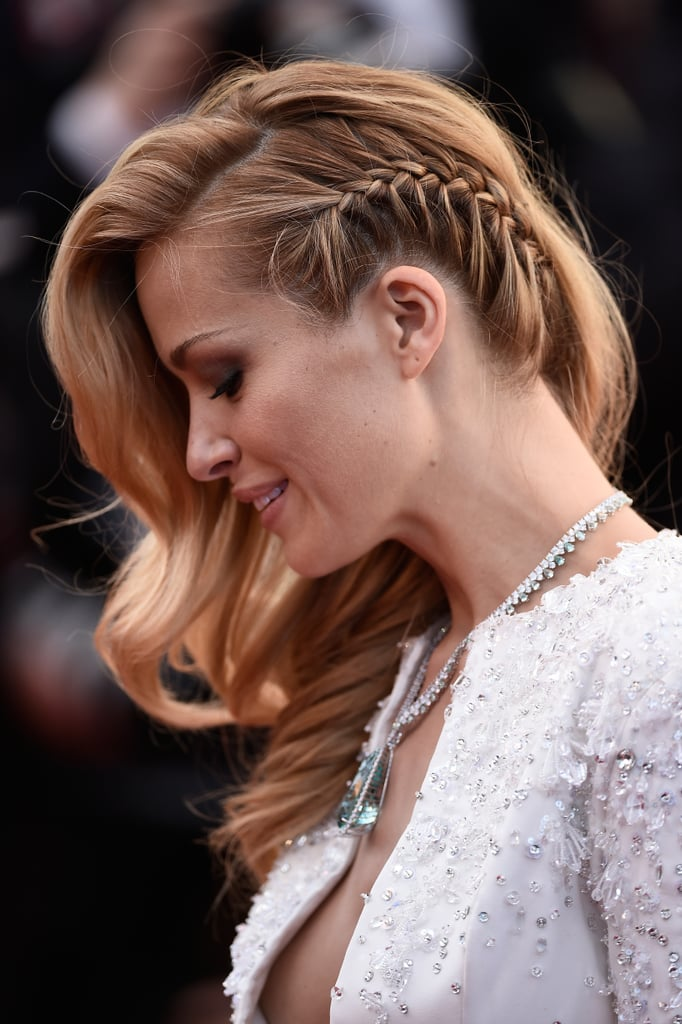 Celebrity Hair and Makeup at Cannes Film Festival 2015