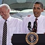 That Time Joe Literally Had Barack's Back