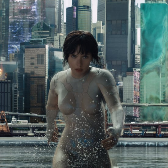 Ghost in the Shell Full Movie Trailer (Video)